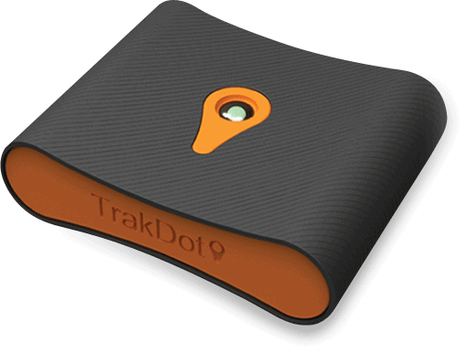 Trakdot Smart Luggage Tracker and Locator