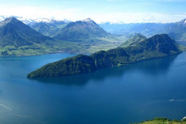 Burgenstock Lake Lucerne