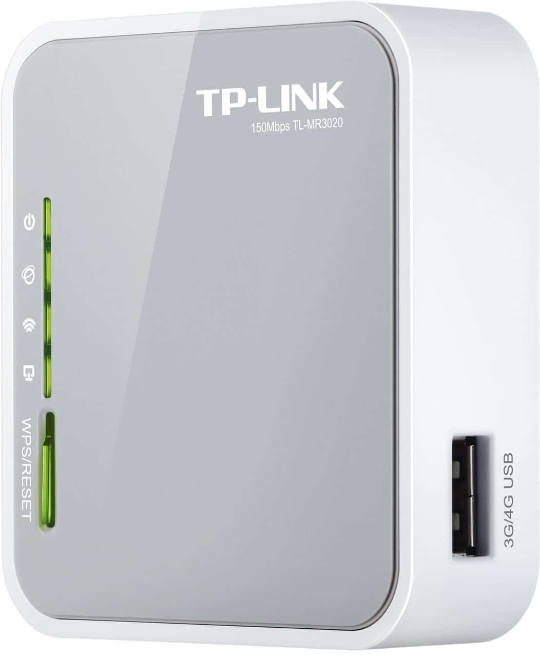 TP-Link N150 Wireless Nano Travel Router