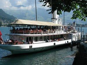 Lake Lucerne Steamers