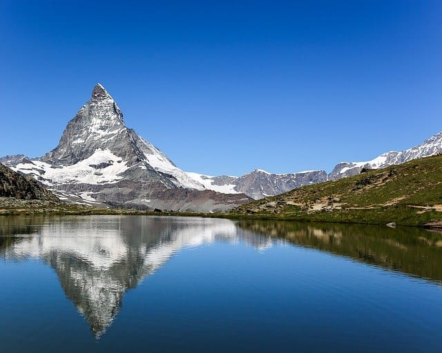 Swiss Alps - Mountains - Matterhorn