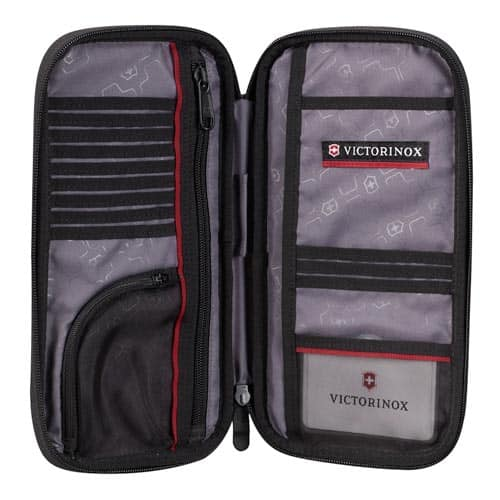 victorinox travel organizer inside pockets