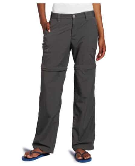 zip off hiking pants