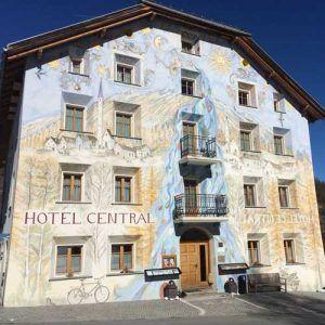 Hotel Central Valchava