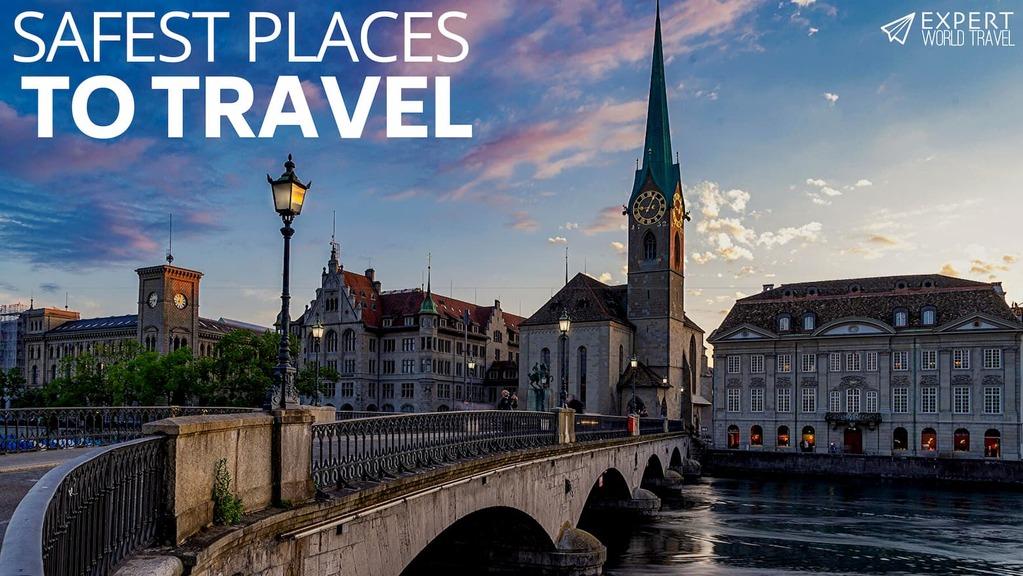 safest places travel
