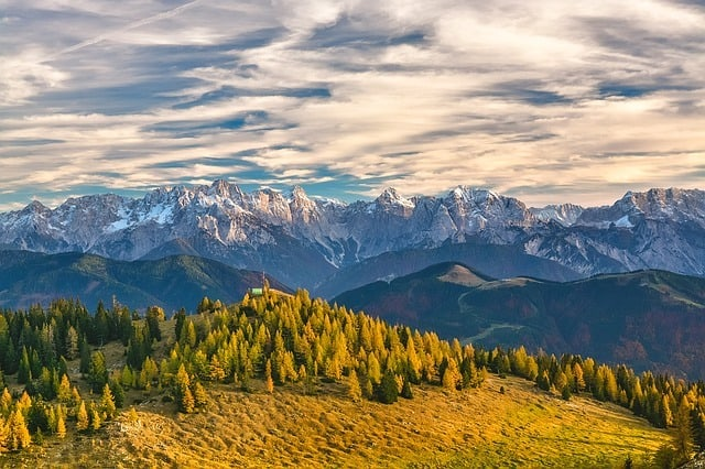 Fun & Interesting Facts about the Alps