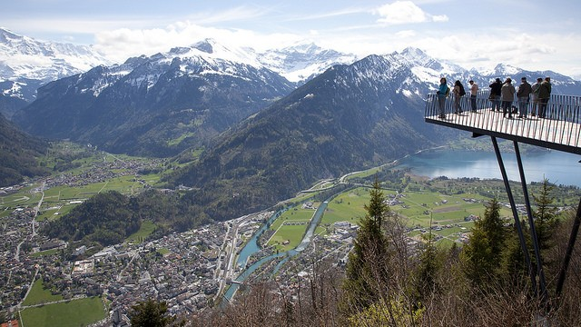 Harder Kulm Interlaken