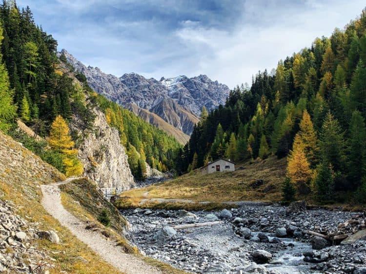 val trupchin - swiss national park