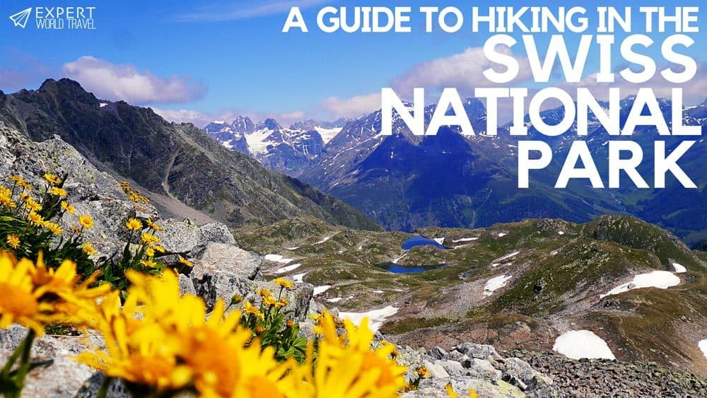 hiking swiss national park