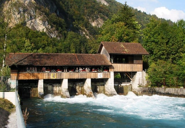 Interlaken Covered Bridge