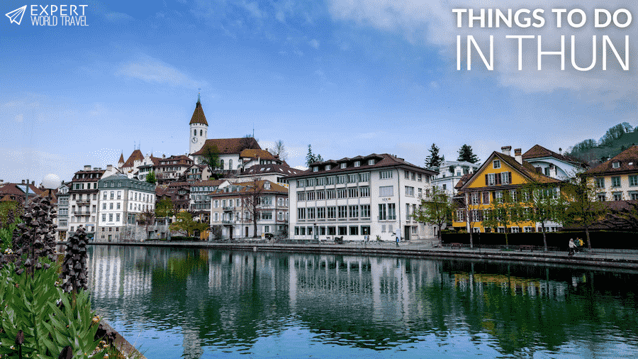 Things to see and do in Thun
