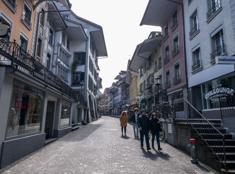 Old Town - Obere Hauptstrasse