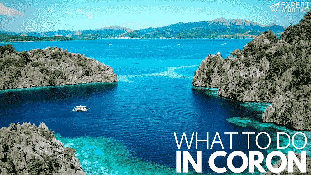 What To Do In Stunning Coron