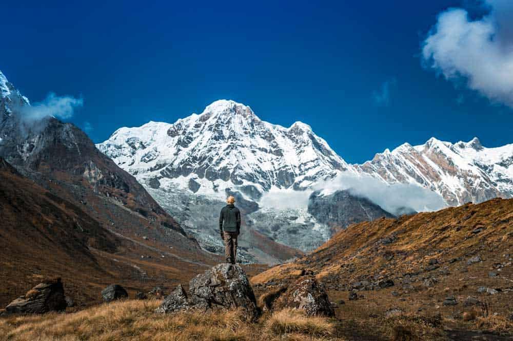 Trekking Near Pokhara