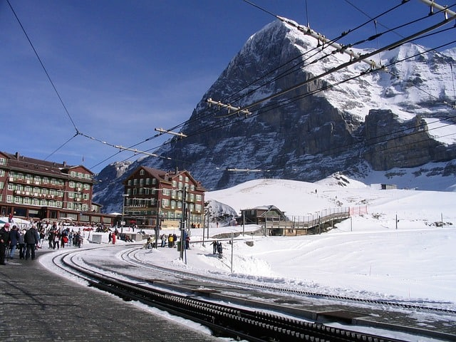 Day trip from Lucerne to Jungfraujoch