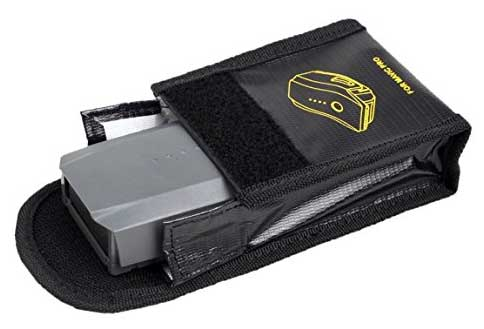 Mavic Pro Fireproof Battery Bag