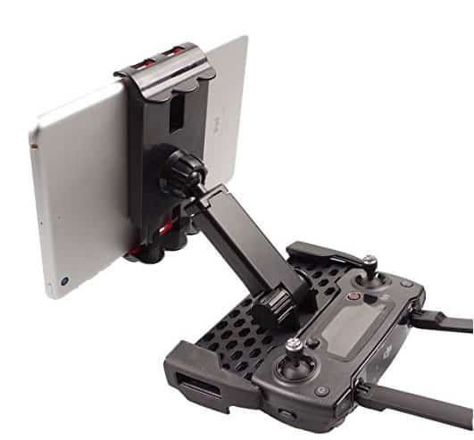 Skyreat Mavic Pro Tablet Holder (from back)