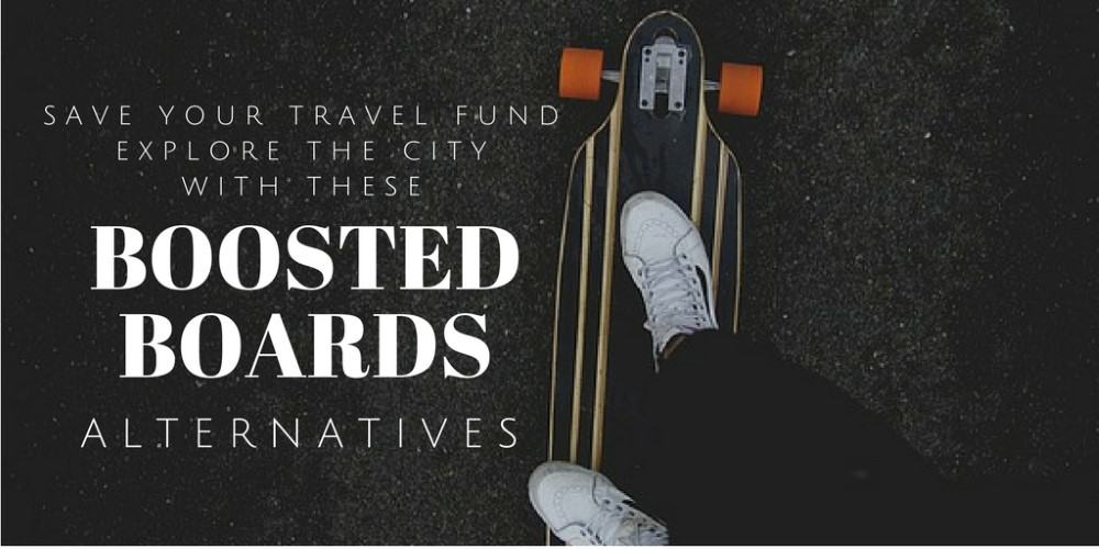 Boosted Boards Alternatives