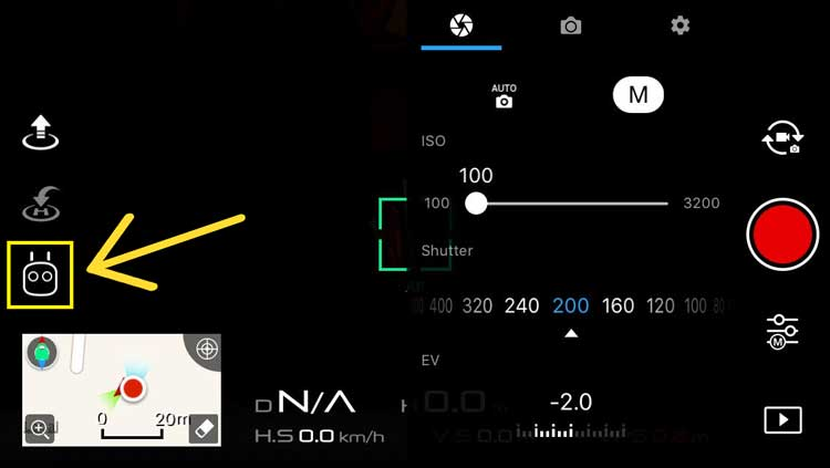 How To Enter Mavic Pro Intelligent Flight Modes