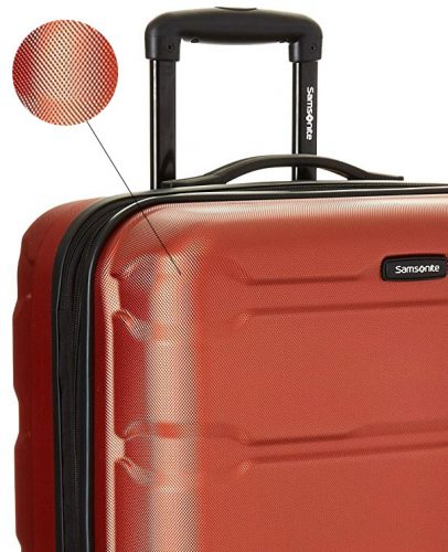 Samsonite Omni PC Material