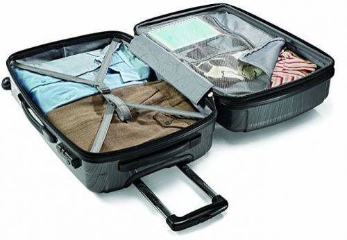 Samsonite Winfield 2 Fashion - Inside Compartments