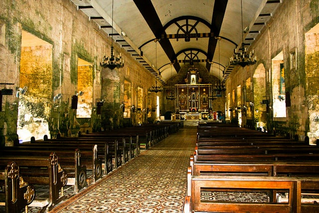 Things to do in Bantayan - St. Peter and Paul Church