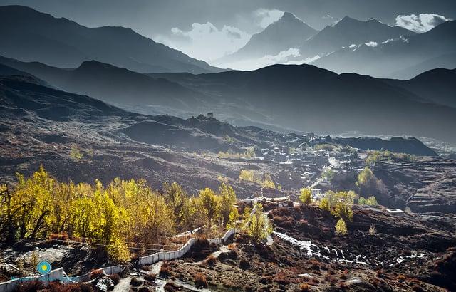 Jomsom Muktinath Nepal
