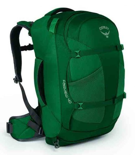 Osprey Farview 40 Women's Backpack (Rainforest Green)