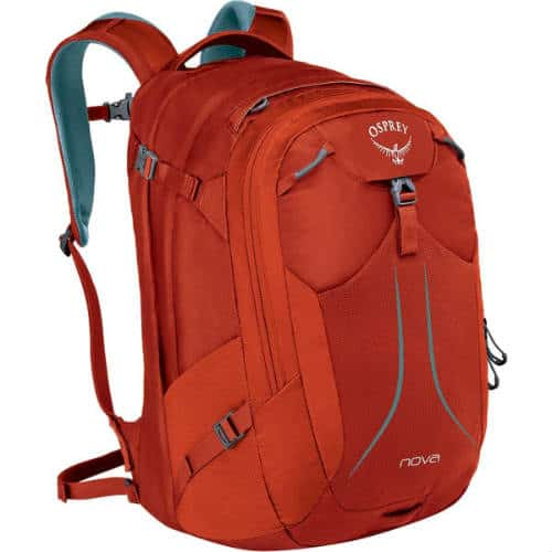 Osprey Nova Women's Backpack in Red