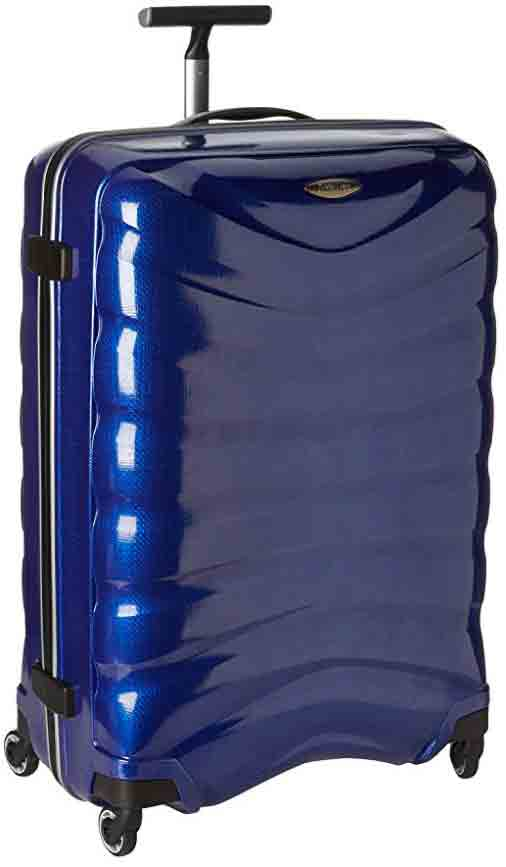 samsonite firelite blue