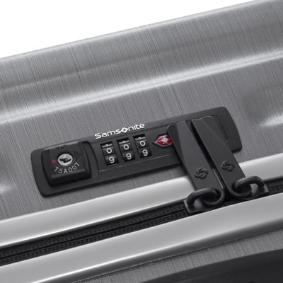 Samsonite TSA Friendly Lock