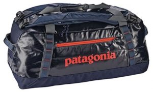 Duffel vs Suitcase - Patagonia Black