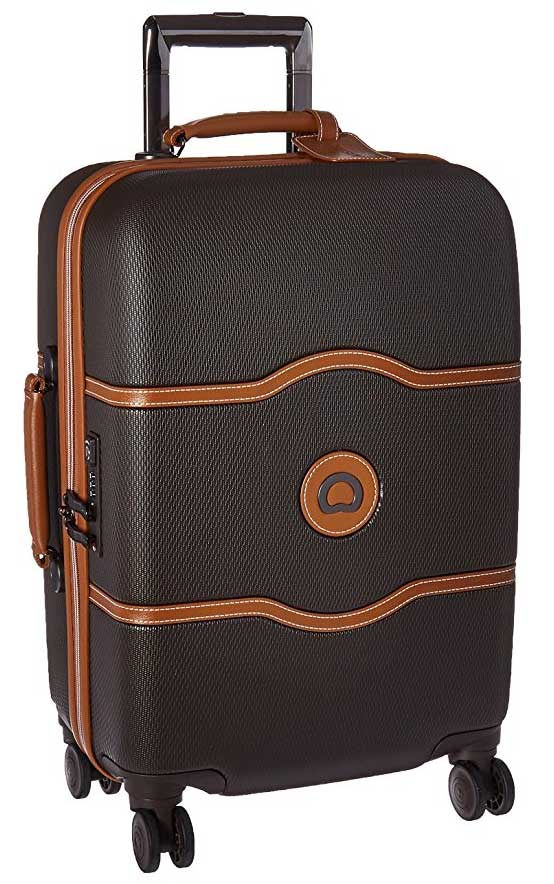 Delsey Chatelet (Brown)