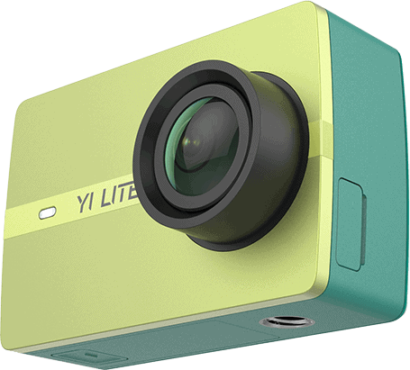 Yi Lite In Yellow/Green