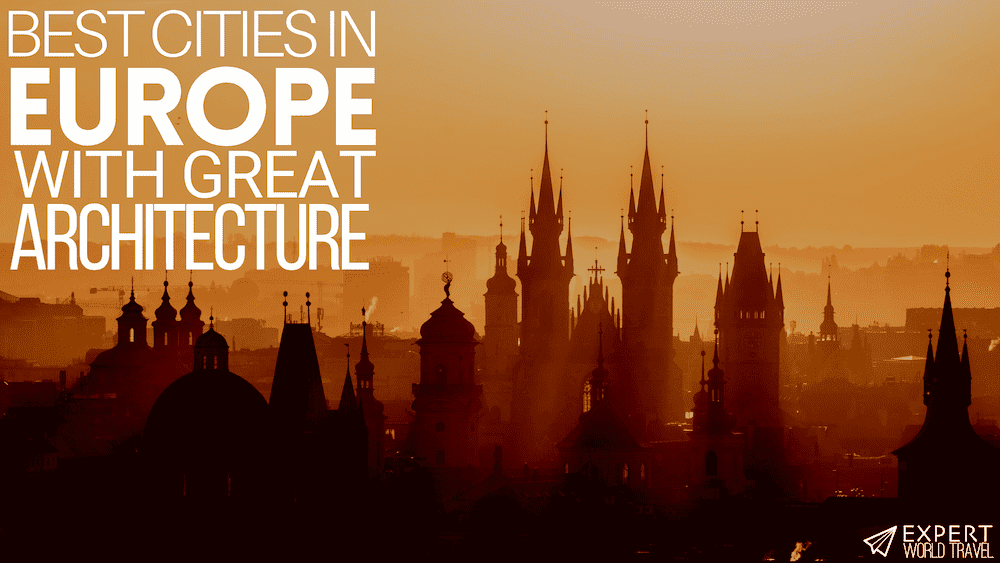 best cities europe architecture