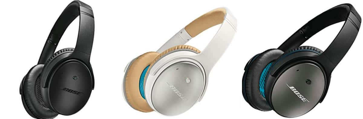 Bose Q25 COlors