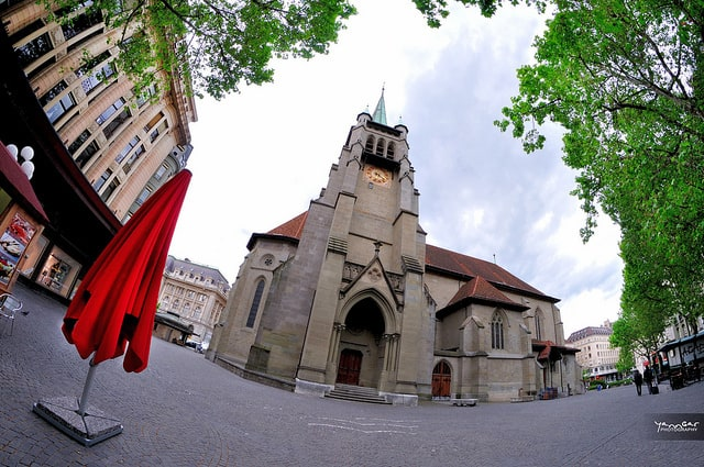 Place St. Francois