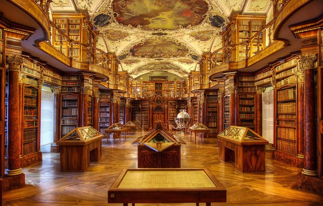 Abbey Library of St. Gall