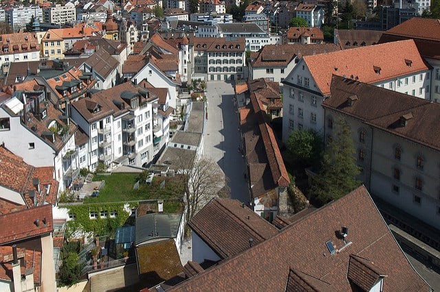 St. Gallen Old Town