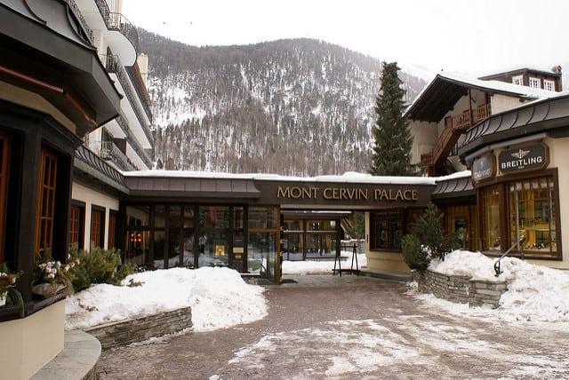 Mont Cervin Spa
