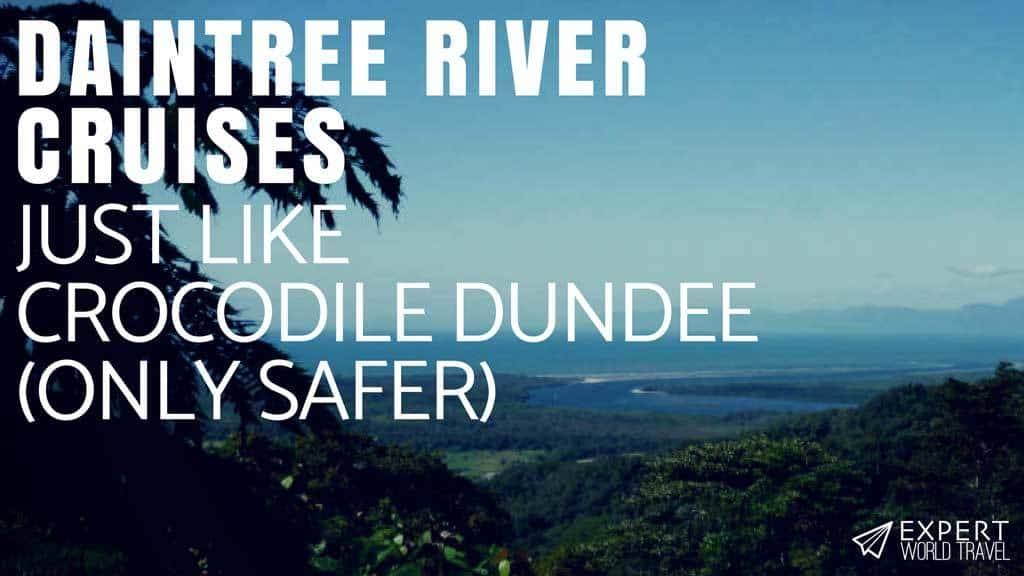 daintree river cruises