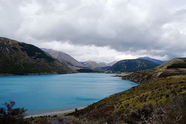 lake coleridge nz