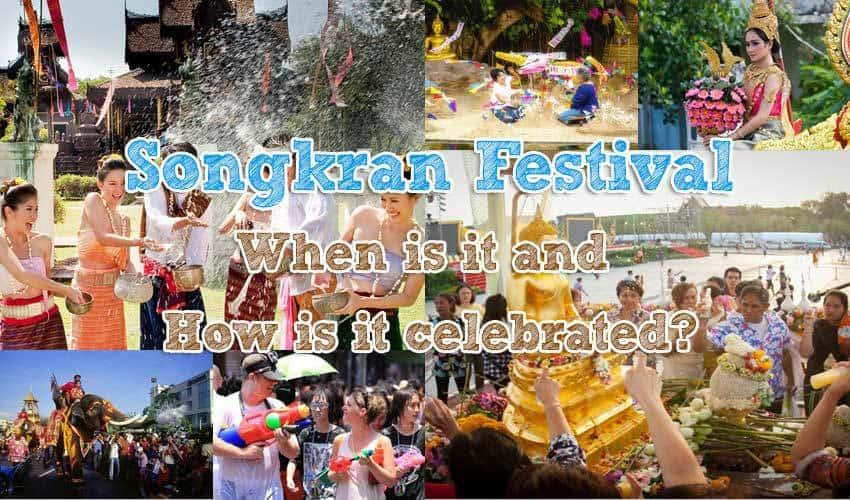 Songkran Day Festival Thailand | Expert World Travel