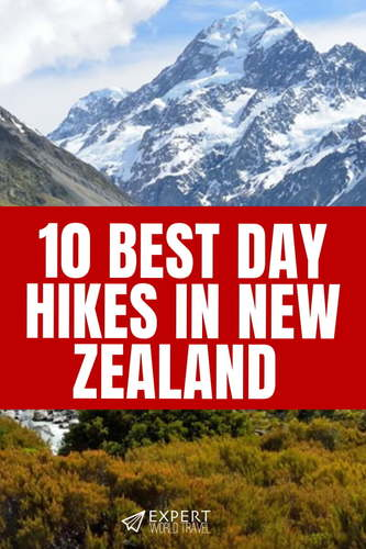 A trip to New Zealand must include a few of their hundreds of amazing hikes. In this guide we will check out some of their best day hikes, and be sure to check them out for an adventure-packed trip!