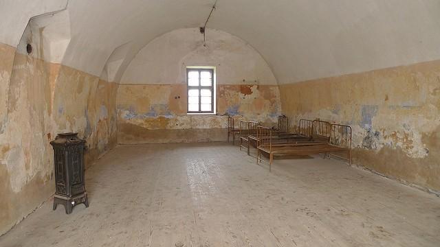 Terezin Camp Dormitory