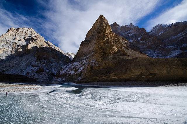 Chadar Trek, India