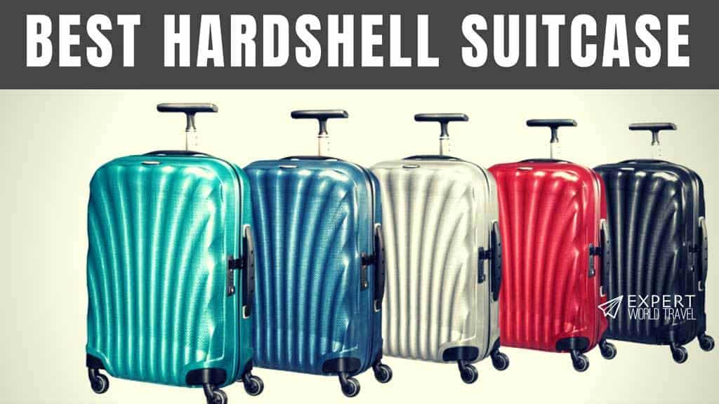 5e971b5b3 Best Hardside Luggage in 2019 [Something For Everyone]. best hardshell  suitcase