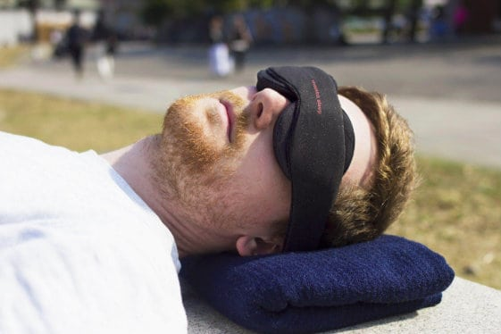 Manta Sleep Mask Blackout