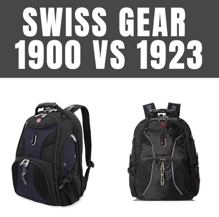 df6717e67 Battle Of The Backpacks: Swiss Gear 1900 VS. 1923
