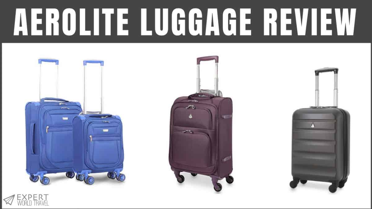 Aerolite Luggage Review